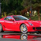 Ferrari 599GTB by Jan Glovac Photography