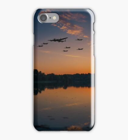 Warbird Reflections  iPhone Case/Skin