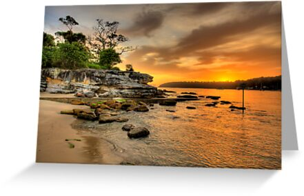 Fantasia By The Sea - Balmoral Beach - The HDR Series by Philip Johnson