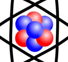 Lithium Atom Sticker