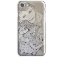Not just any chicken.  iPhone Case/Skin