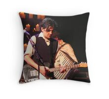 Augie March Throw Pillow