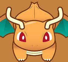 BulVariant Dragonite by Bulbasaurus