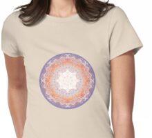 Celtic mandala Womens Fitted T-Shirt