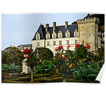 Villandry Castle - Loire Valley - France 4 Poster