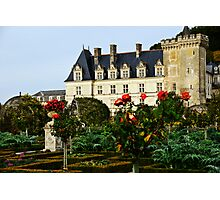 Villandry Castle - Loire Valley - France 4 Photographic Print