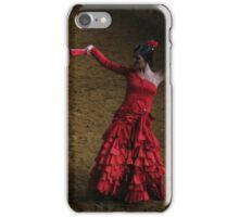 Equestrian Flamenco - Cordoba, Spain iPhone Case/Skin