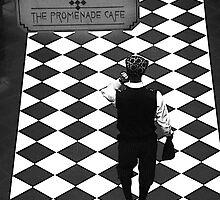The Promenade by Geraldine Lefoe