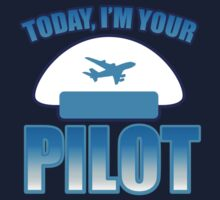 Today, I'm your Pilot by jazzydevil