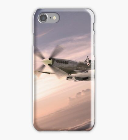 Fighting Grace iPhone Case/Skin