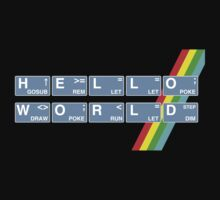 Hello Spectrum World by Matt Simner