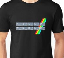 Hello Spectrum World Unisex T-Shirt