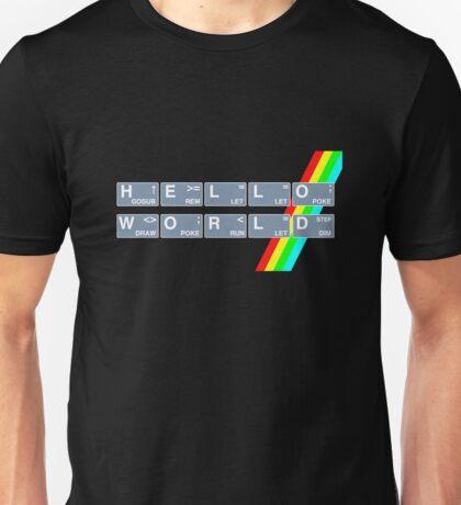 Hello Spectrum World Unisex T-Shirt