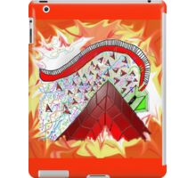 Humanity Rounding the CORNER toward the 'FINAL Conclusion' to Global Warming iPad Case/Skin