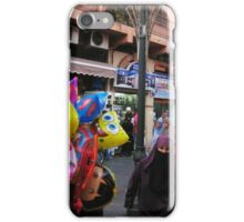 Beautiful Badness - Marrakesh, Morocco iPhone Case/Skin