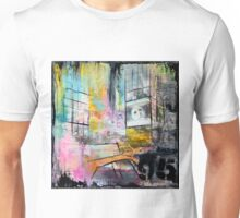 New York Times Square and Taxi Series #95 Unisex T-Shirt