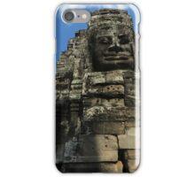 Angkor Thom - Angkor Wat, Cambodia iPhone Case/Skin