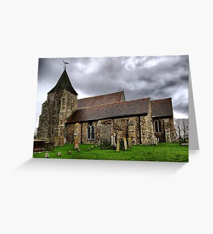St Clementines Greeting Card