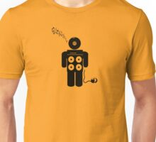 I Am The Music Man... Unisex T-Shirt
