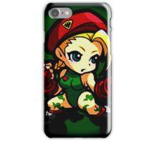 Puzzle Spirit: Cammy iPhone Case/Skin
