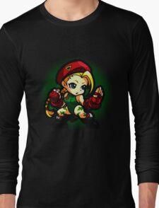 Puzzle Spirit: Cammy Long Sleeve T-Shirt