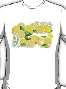 Acid Lemon from Calabria T-Shirt