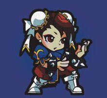 Puzzle Spirit: Chun-li T-Shirt
