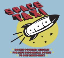Space Taxi by Vojin Stanic