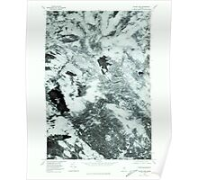Maine USGS Historical Map Silver Lake 807159 1978 24000 Poster