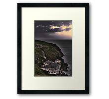 Newquay, Lewinnick Framed Print