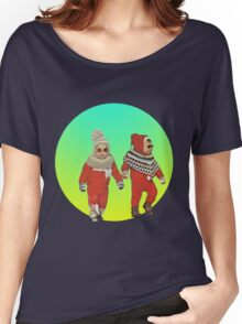 BABY THUGS. Women's Relaxed Fit T-Shirt
