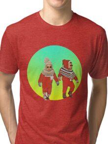BABY THUGS. Tri-blend T-Shirt