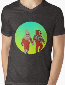 BABY THUGS. Mens V-Neck T-Shirt