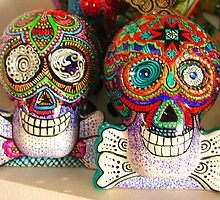 The Day of the Dead by bajidoo
