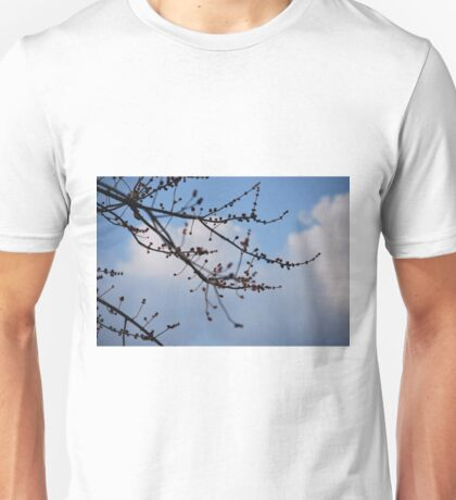 Spring Tree Buds Unisex T-Shirt