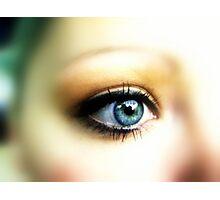 Chance's Eye Photographic Print
