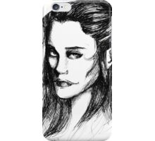 Lyanna iPhone Case/Skin