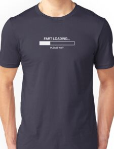 Fart Loading Unisex T-Shirt