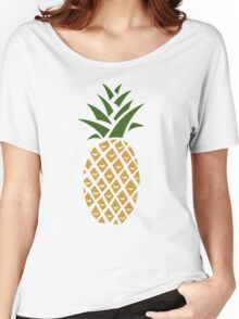 Pineapple (one) Women's Relaxed Fit T-Shirt