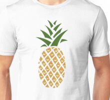 Pineapple (one) Unisex T-Shirt