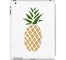 Pineapple (one) iPad Case/Skin