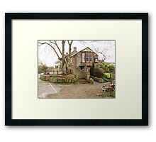 Prince of Wales public house Framed Print