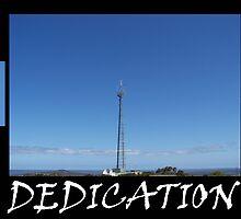 Dedication by Daniel Rayfield
