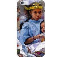 Cuenca Kids 589 iPhone Case/Skin