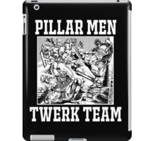 Pillar Men Twerk Team iPad Case/Skin