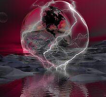A World Entered 2 by Sazzart