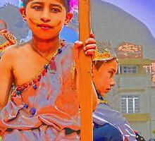 Cuenca Kids 591 by Al Bourassa