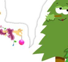 Christmas Revenge Sticker
