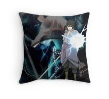 Uchiha Sasuke 1 Throw Pillow