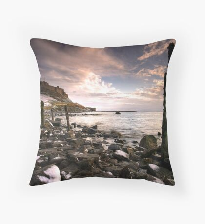 LINDISFARNE. Throw Pillow